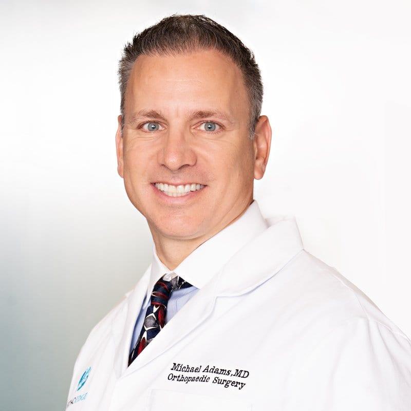 Michael Adams, MD - OrthoEdge